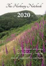 HERBARY NOTEBOOK 2020 THE