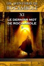 Les aventures de Rocambole XI