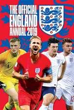 Official England FA Annual 2020