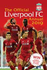 Official Liverpool FC Annual 2020
