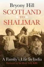 Scotland to Shalimar
