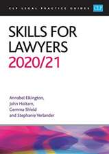 SKILLS FOR LAWYERS