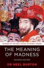 Meaning of Madness, second edition
