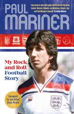 My Rock and Roll Football Story