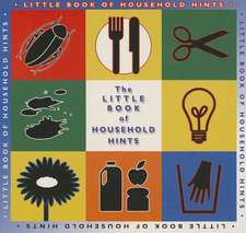 The Little Book of Household Hints