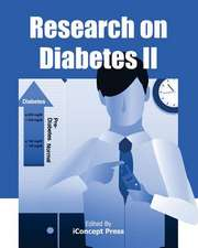Research on Diabetes II (Black and White)