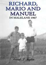 Richard, Mario and Manuel in Malelane 1967