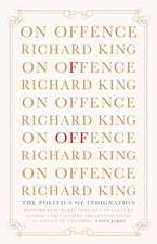 King, R: On Offence