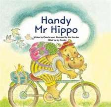 Handy Mr. Hippo