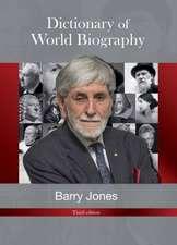 Barry Jones' Dictionary of World Biography