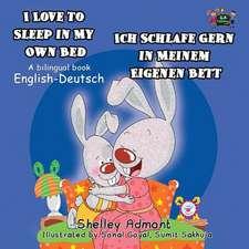 I Love to Sleep in My Own Bed - Ich Schlafe Gern in Meinem Eigenen Bett