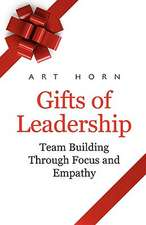 Gifts of Leadership:  Team Building Through Empathy and Focus