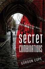 Secret Combinations: A Jack Kenyon Mystery
