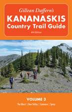 Gillean Daffern's Kananaskis Trail Guide