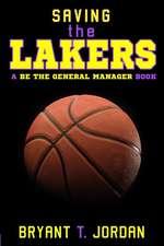 Saving the Lakers