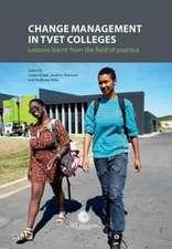Change Management in TVET Colleges