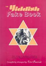 The Yiddish Fake Book