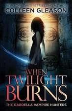 When Twilight Burns