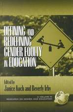 Defining and Redefining Gender Equity in Education (Hc):  Prevention, Coping and Stress (Hc)