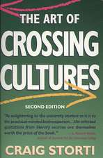 The Art of Crossing Cultures