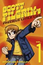 Scott Pilgrim Volume 1: Scott Pilgrims Precious Little Life