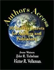 Authors Access