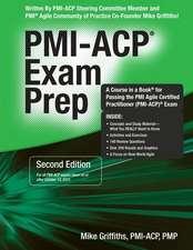PMI-ACP Exam Prep, Second Edition