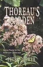 Thoreau's Garden