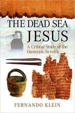 The Dead Sea Jesus
