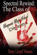 Spectral Rewind:  The Class of '81