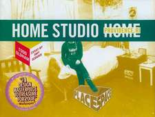 Home Studio Home:  Providence, RI [With Fold Out Poster and Postcard]