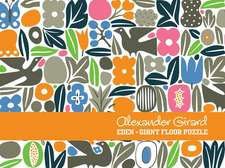 Alexander Girard Eden Giant Floor Puzzle 61 x 91 cm