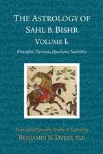 The Astrology of Sahl b. Bishr