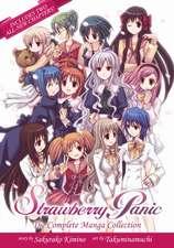 Strawberry Panic Omnibus (Manga):  Dynamic Evaluation