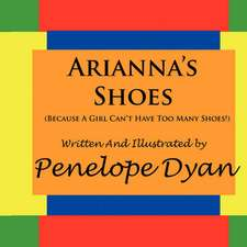 Arianna's Shoes (Because a Girl Can't Have Too Many Shoes!):  Going Whole Hog in a State of Wonder