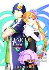 Aquarion Evol, Volume 04