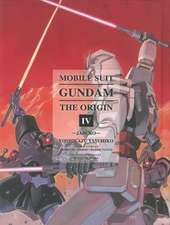 Mobile Suit Gundam: The Origin 4