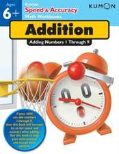 Addition:  Adding Numbers 1-9