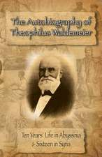 The Autobiography of Theophilus Waldemeier