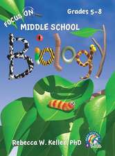 Focus on Middle School Biology Student Textbook (Hardcover)