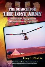 The Search for the Lost Army