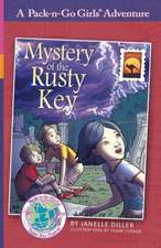 Mystery of the Rusty Key