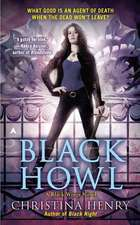 Black Howl: A Black Wings Novel