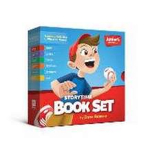 Junior's Adventures Storytime Book Set