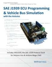 Sae J1939 ECU Programming & Vehicle Bus Simulation with Arduino