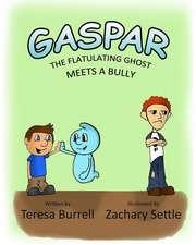 Gaspar, The Flatulating Ghost Meets a Bully