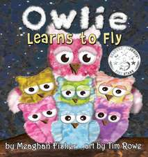 Owlie Learns to Fly