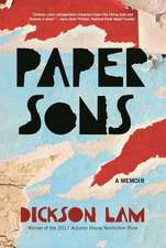 Paper Sons: A Memoir