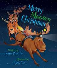Merry Moosey Christmas:  A Tale of Remorse from the Salem Witch Trials