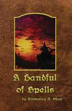 A Handful of Spells:  And Eighteen Flash Fiction Stories
